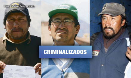 Tres dirigentes de Espinar esperan sentencia por participar en protestas