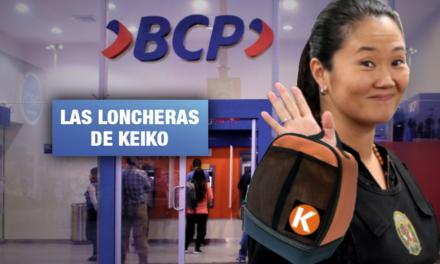 Revelan que de bóveda del BCP se retiraba dinero para campaña de Keiko del 2011