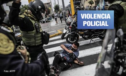 Se registraron 40 ataques a periodistas durante protestas nacionales
