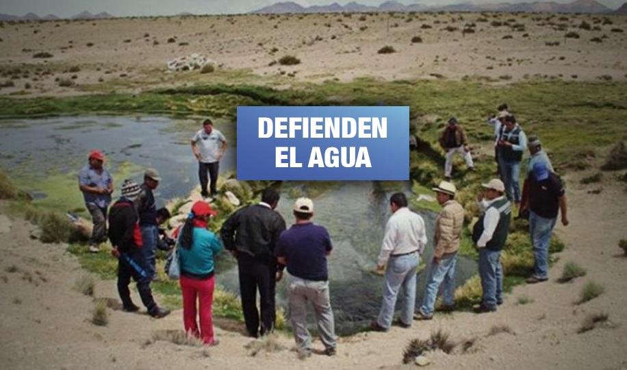 Bloquean acceso a Puno en protesta por proyecto que pone en riesgo humedales