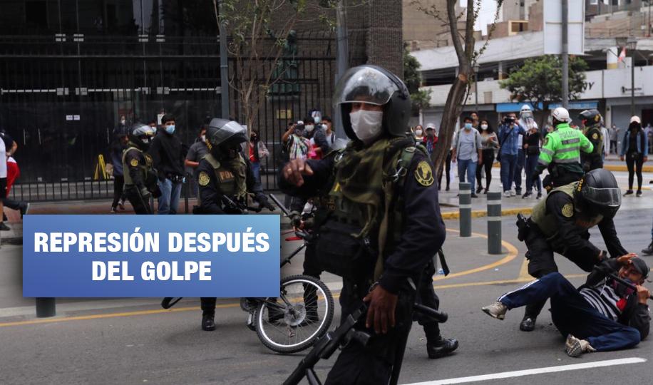 CIDH expresa preocupación por crisis en Perú y llama al respeto de derechos humanos