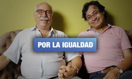 Caso Ugarteche: Tribunal Constitucional decidirá si reconoce matrimonio igualitario