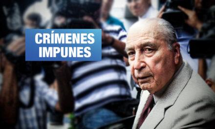 TC archiva proceso de expresidente Morales Bermúdez por 'Plan Cóndor'