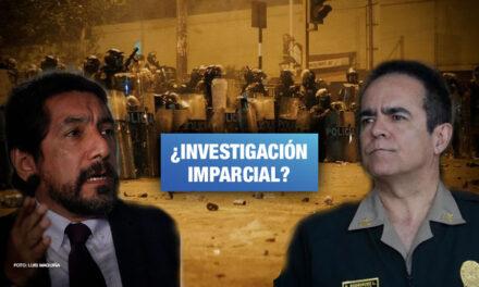 Exasesor de Gastón Rodríguez estará a cargo de investigar a mandos policiales