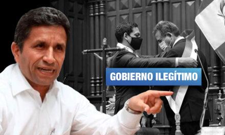 Abogado Carlos Rivera sobre vacancia presidencial: «Es un golpe de Estado encubierto»
