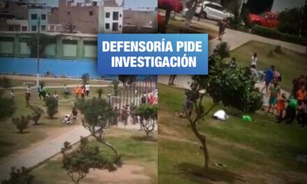 Callao: Un civil muerto y dos policías heridos tras una intervención policial