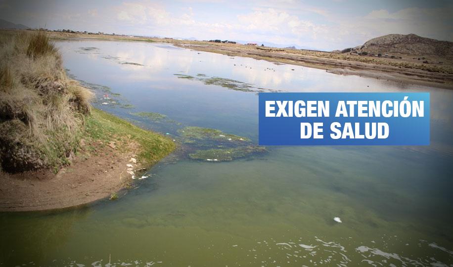 Puno: Anuncian huelga indefinida por contaminación minera en río Coata