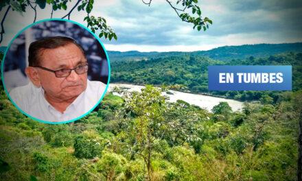 Congresista de APP presenta proyecto que busca recortar 400 hectáreas de áreas protegidas