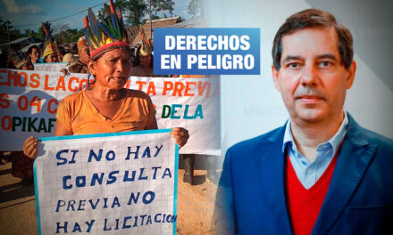 Ministro de Energía y Minas busca reducir tiempo de consulta previa para «agilizar» proyectos mineros