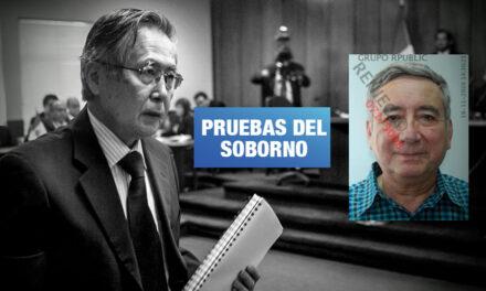 Coronel puesto por Fujimori recibió coimas para compra de aviones