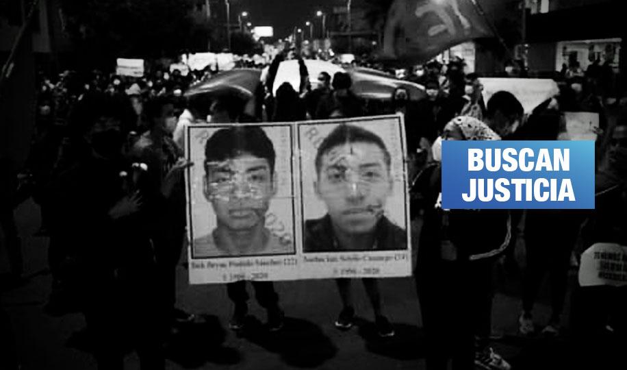 Deudos y víctimas afectados por abuso policial exigen desactivación de Grupo Terna