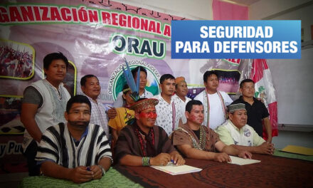 CIDH pide al Estado peruano proteger a dirigentes indígenas amenazados en Ucayali
