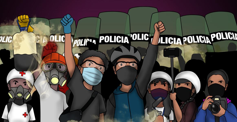 [GRÁFICA]: Sin justicia para las víctimas del 14 del noviembre