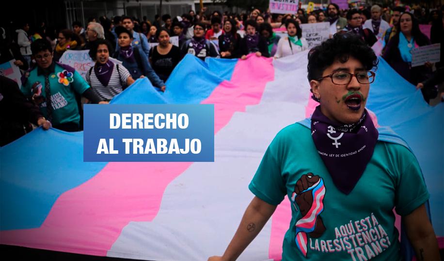 Presentan proyecto para cupo laboral de personas trans en la Municipalidad de Lima