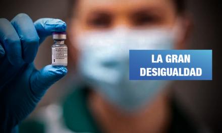 Países ricos acaparan vacunas para COVID y en Perú aún hay panorama incierto
