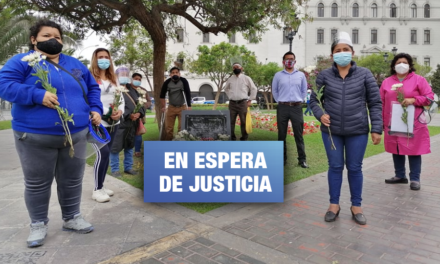 Marcha Nacional 14N: Víctimas de la represión policial crean asociación para exigir reparaciones