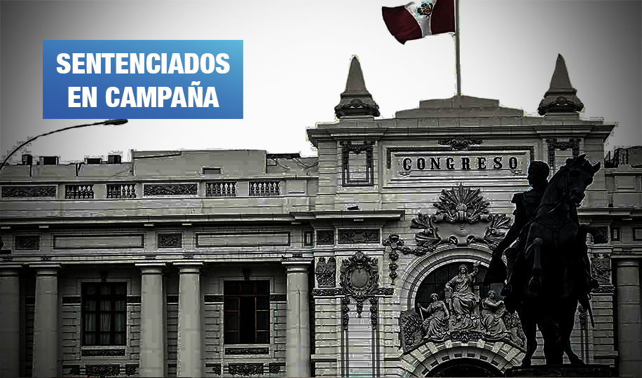 Elecciones 2021: 40 candidatos al Congreso de Lima y Callao consignaron sentencias