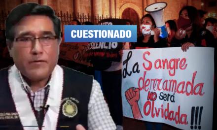 Caso Inti y Bryan: Fiscal a cargo de la investigación fue policía