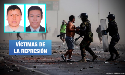Isaac Ordoñez y Andy Panduro: Dos civiles hospitalizados por violencia policial en paro agrario de Ica