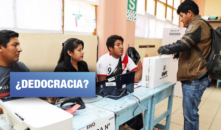 Veinte partidos políticos con un solo candidato presidencial en elecciones internas
