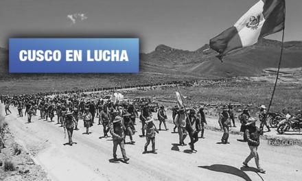 Tensión social y judicial en el Corredor Minero Sur por conflicto con Las Bambas