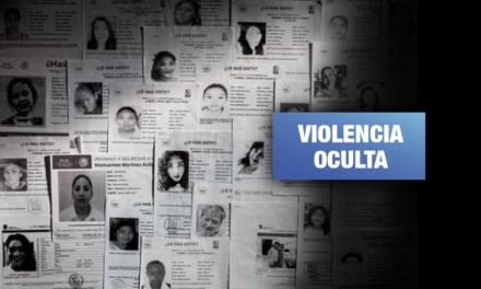 Feminicidios: El 26% de víctimas habían sido reportadas como desaparecidas