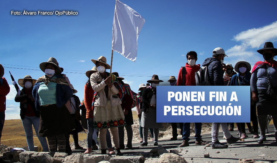 Ocho años de juicio mantuvo en vilo a dirigentes de Espinar
