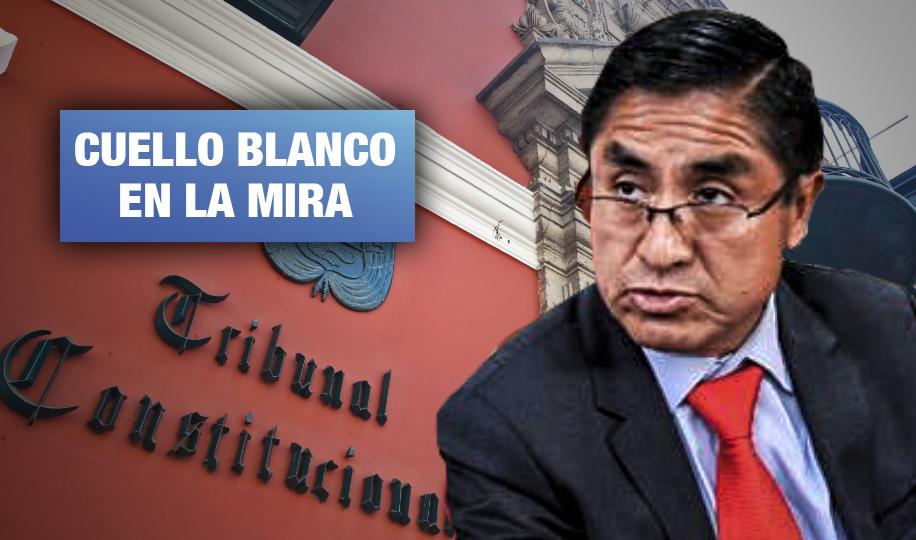 TC decide sobre hábeas corpus que busca anular cargos contra César Hinostroza