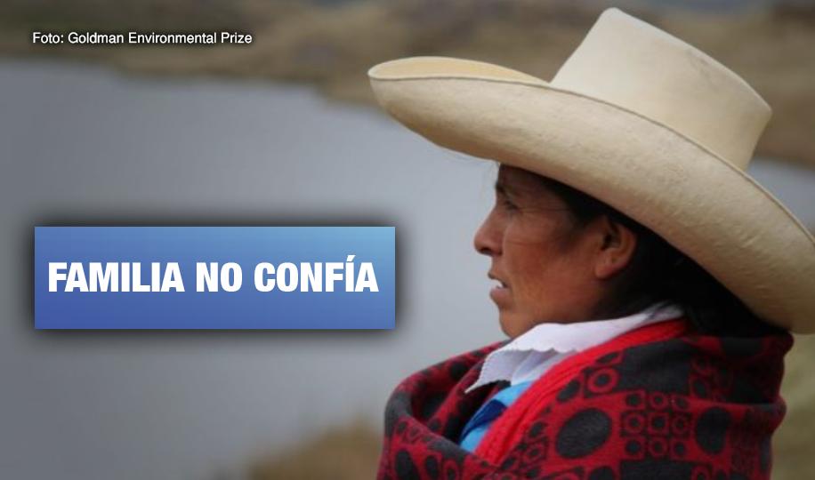 Máxima Acuña: Corte EE.UU. confirma que caso contra minera Newmont debe resolverse en Perú