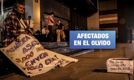 Más de 10 millones de peruanos viven expuestos a metales pesados