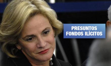 Pilar Nores declara ante la Fiscalía por investigación de lavado de activos