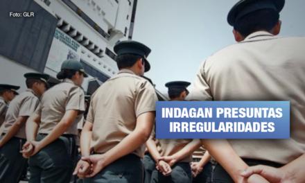 30 generales de la PNP son investigados por casos de corrupción