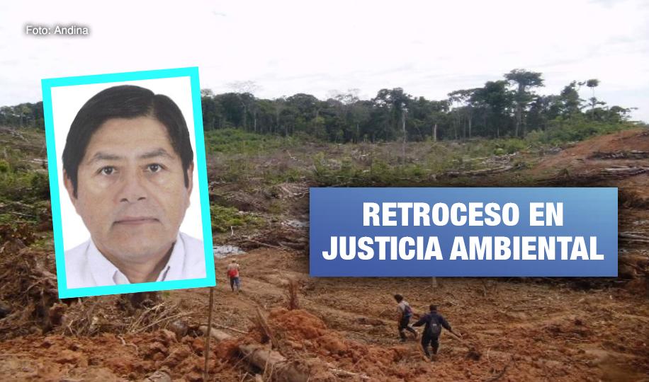 Tamshiyacu: Dejan sin efecto fallo que condenó a exgerente y empresa por deforestación de bosques