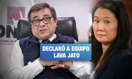 Adolfo Castillo reveló que se reunió con Keiko Fujimori cuando era jefe de la ONPE