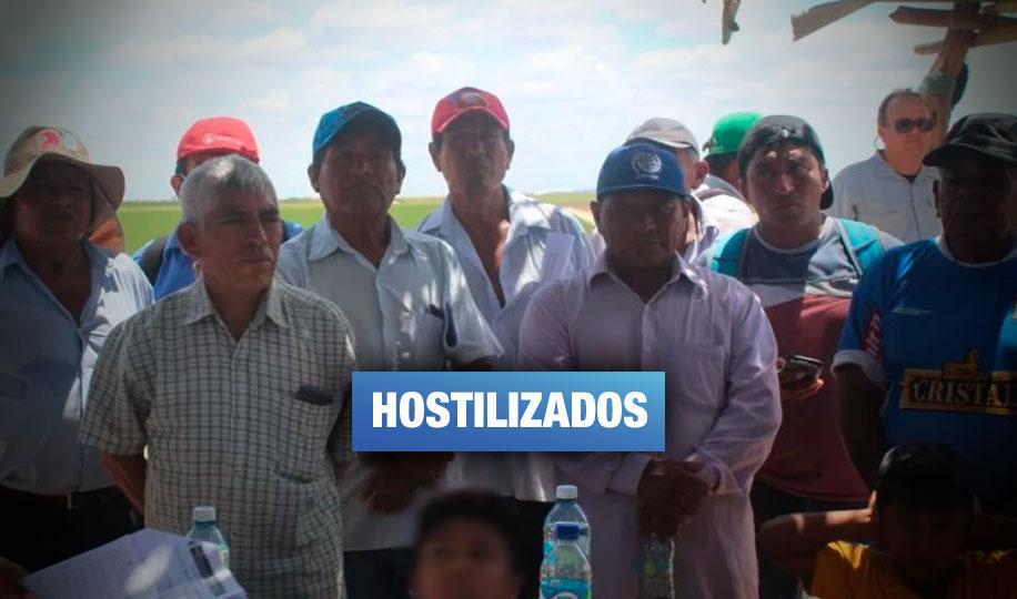 Continúa persecución judicial contra comuneros que denunciaron a empresas vinculadas al Sodalicio