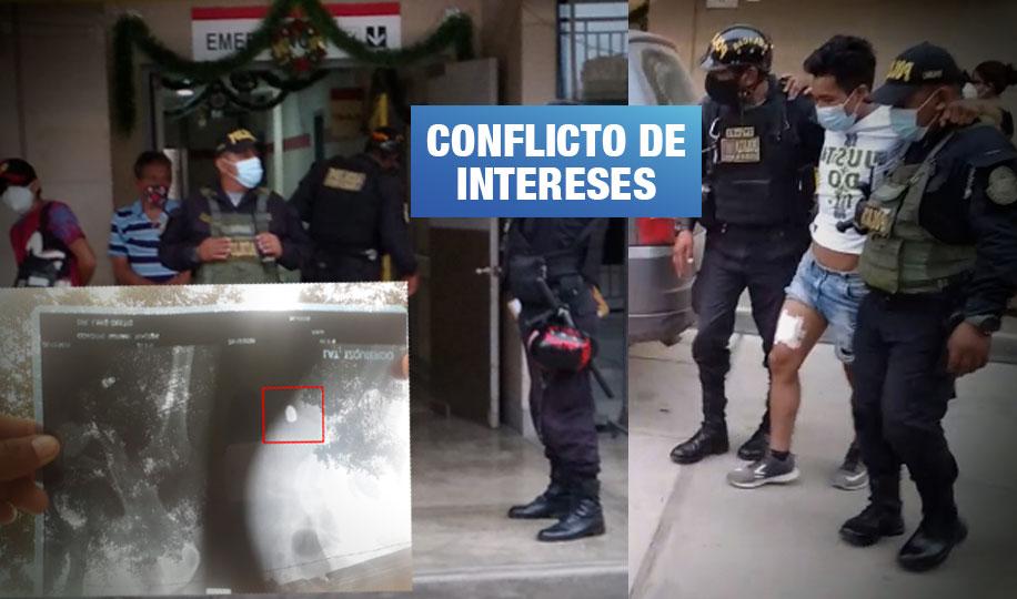 Paro Agrario: Denuncian que PNP se llevó bala extraída de herido por represión policial