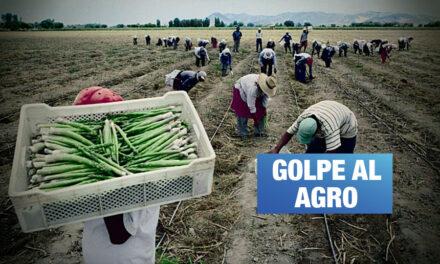 Sector agrario sufre recorte de S/ 630 millones en presupuesto para el 2021