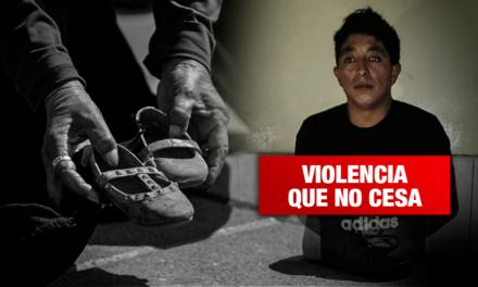 El 2021 inició con el feminicidio de una niña de 2 años en Trujillo