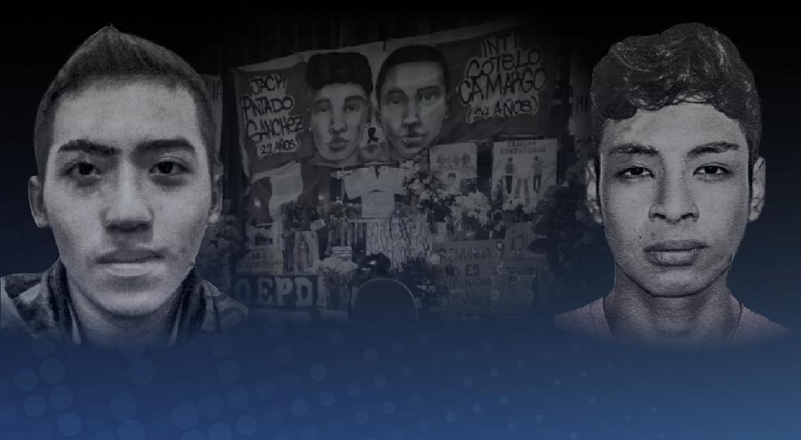 [GRÁFICA] Dos meses después, no hay justicia para Inti y Bryan