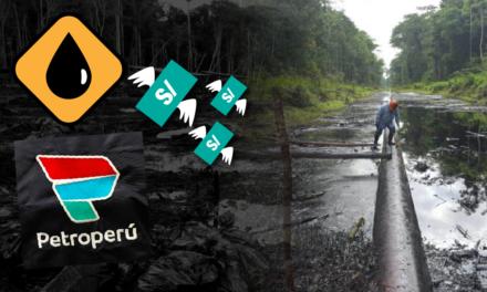 [GRÁFICA] Derrames de petróleo: Remediación sin fiscalización
