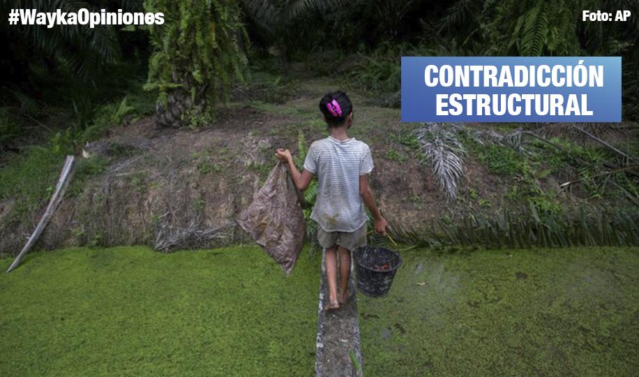 ¿Cómo una ONG termina usando esclavitud de niñas?, por Rael Mora