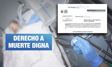 Proponen legalizar eutanasia para pacientes de enfermedades terminales