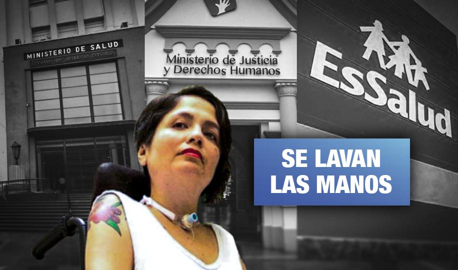 Caso Ana Estrada: Minjus y Minsa no quieren reconocer derecho a muerte digna