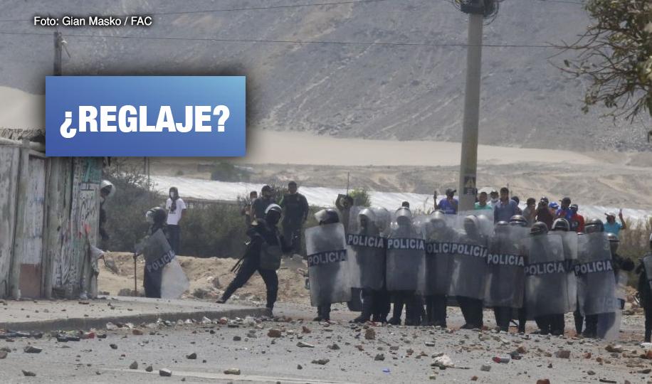 Paro agrario: Manifestante con 3 meses de embarazo teme seguimiento de la policía