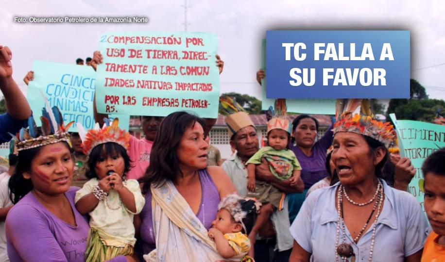 Comunidades indígenas afectadas por derrames de petróleo de Petroperú logran reparación económica