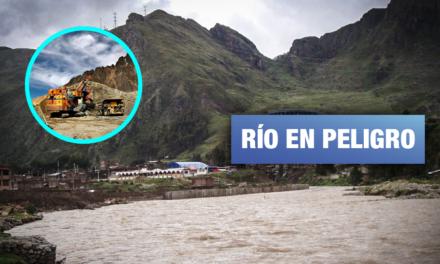 Huancavelica: Proyecto minero pone en riesgo cuenca que abastece a 50 mil personas