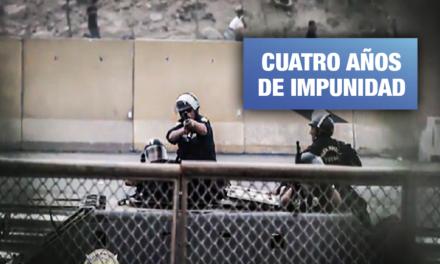 Víctimas de represión policial en Puente Piedra viven con secuelas  esperando justicia