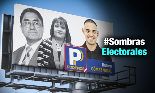 Hijo de controvertida jueza es candidato al Congreso de Podemos Perú