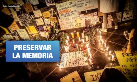 El arte y la fotografía que recuerda a las víctimas de la represión policial