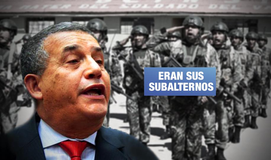 Caso Hugo Bustíos: Urresti presentó 35 testigos como defensa, 19 de ellos militares